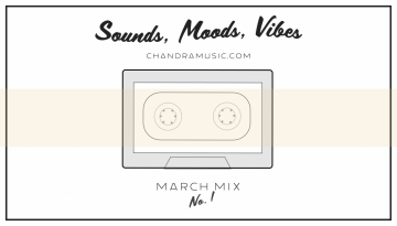 march workplace playlist - Chandra music & design