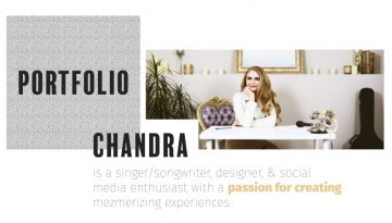 Chandra Music Design Portfolio
